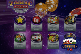Zodiac Casino New Sign Up Bonus gameslion.com
